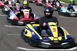 Karting loisirs